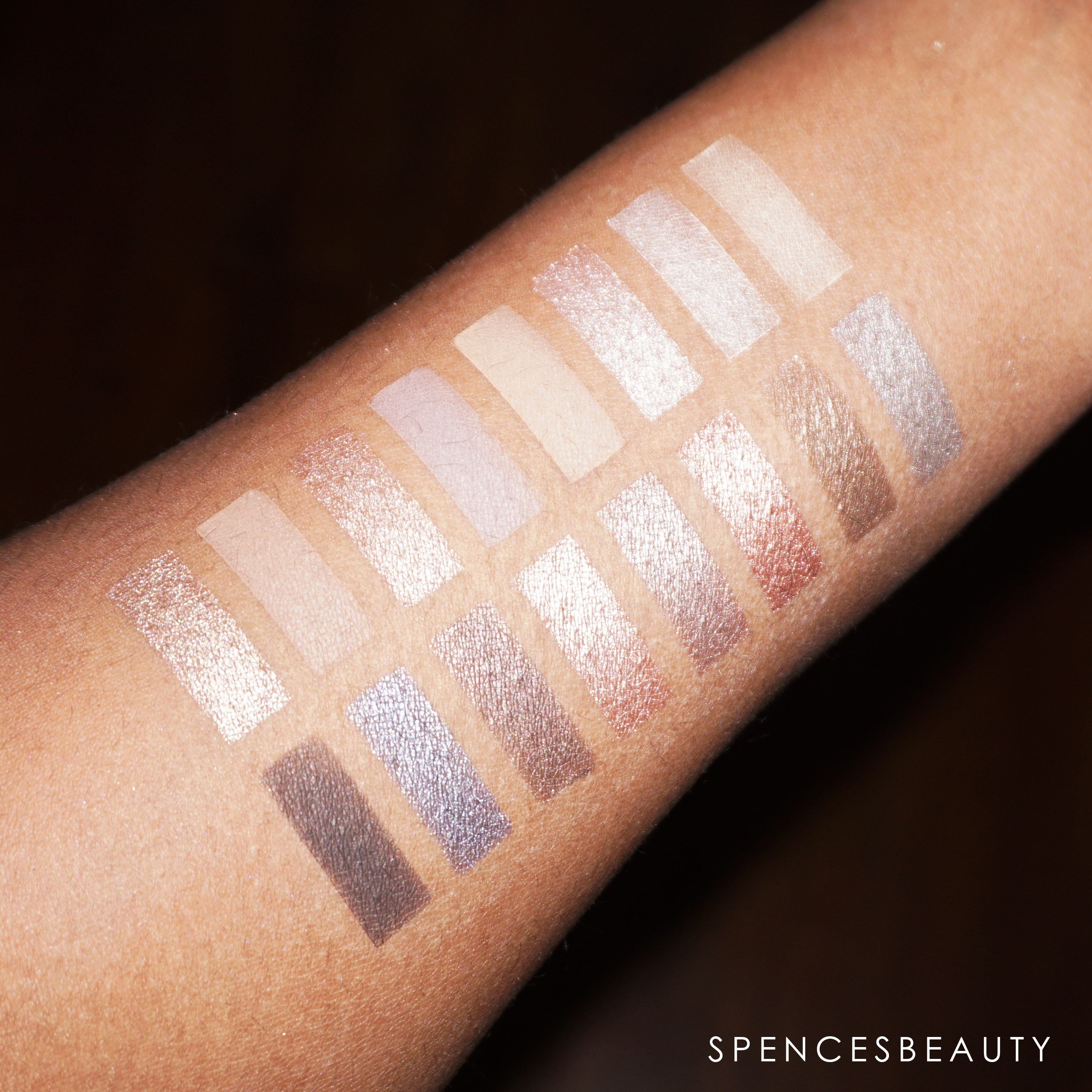 Revealed Matte Eyeshadow Palette by Coastal Scents #6