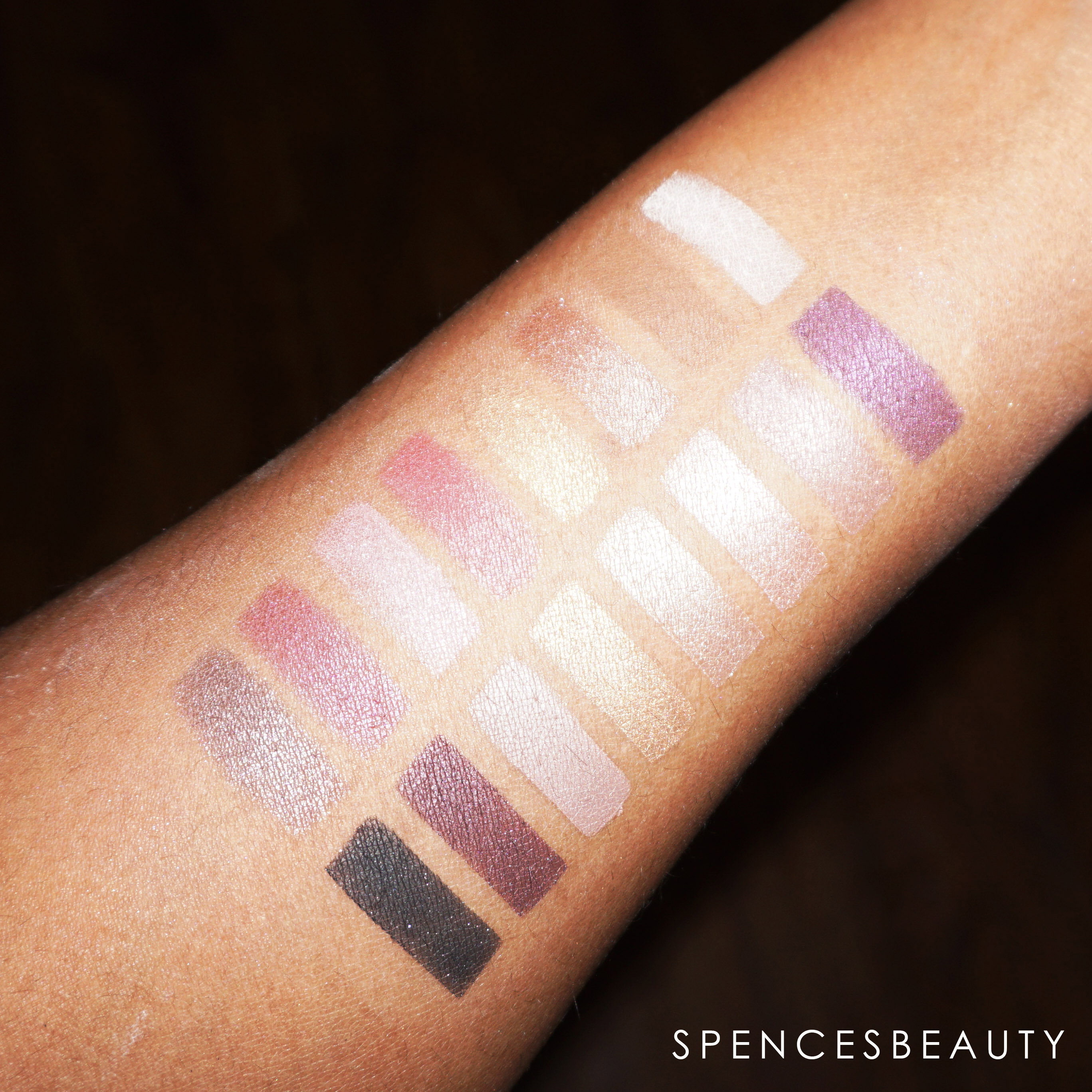 Revealed Matte Eyeshadow Palette by Coastal Scents #12